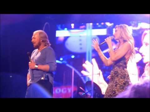 Barry Gibb & Beth Cohen - Guilty