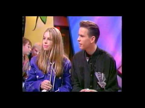 Going Live!  Neighbours Melissa Bell & Kristian Schmid in the Hot Seat  BBC1 28111992