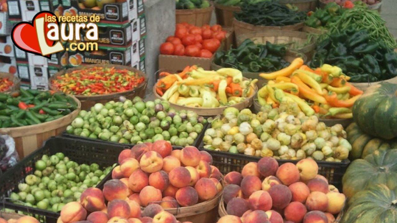 Verduras recomendadas para bajar de peso