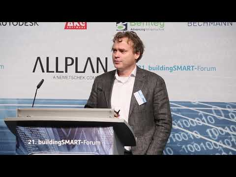 """Alexander Worp: """"Lifecycle BIM Strategy at Schiphol Airport"""""""