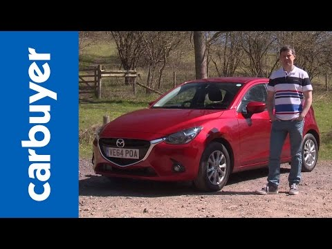 Mazda 2 hatchback review – Carbuyer