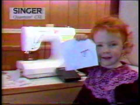 Sewing Machine Shop ad 1990 Monroe