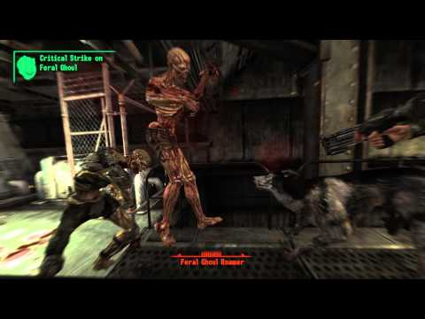 Fallout 3 Part 12 - Farragut West Station (No Commentary)