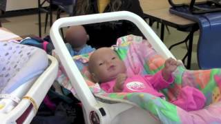 Child Development Class: Real Babies