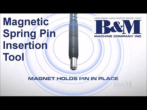 Spring Pin Insertion Tool