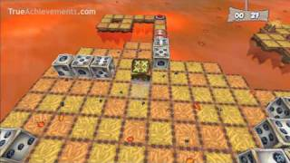 Voodoo Dice - Prince of the Desert achievement - Part 1 of 2: World 2 levels 1 - 8