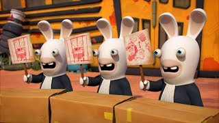 - Rabbids Invasion Rabbid on Trial