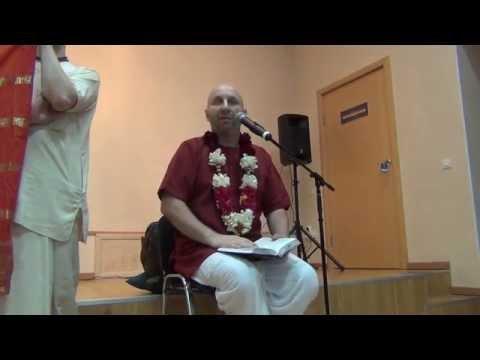 Бхагавад Гита 11.55 - Сатья Прабху