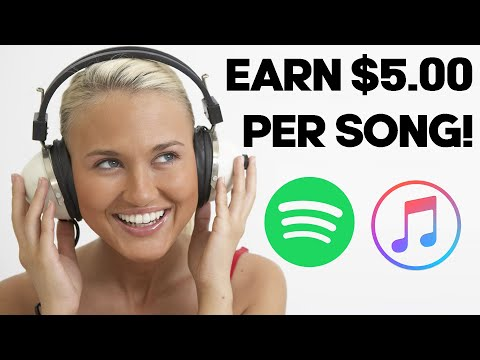 Get Paid $5+ PER HOUR To Listen To Music In 2021!