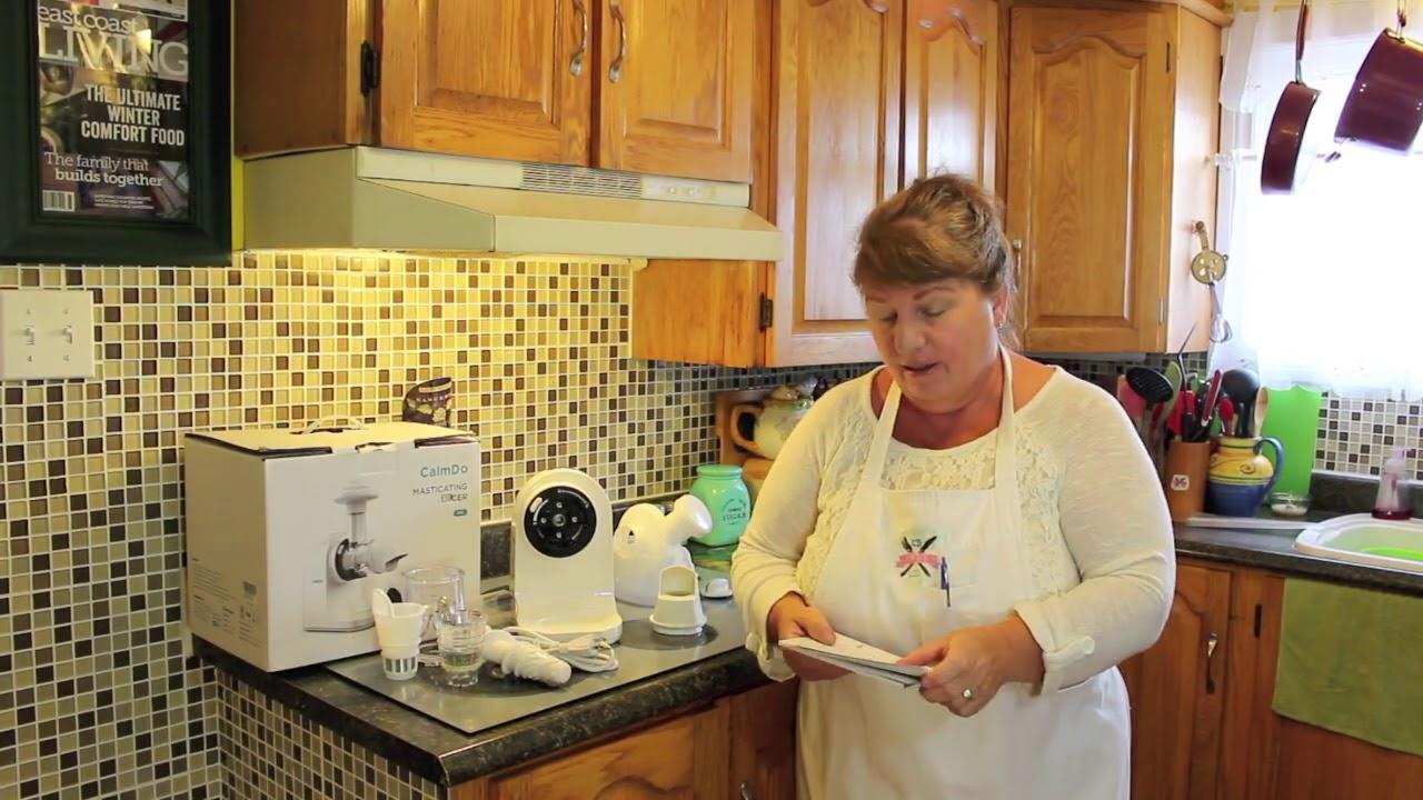 CalmDo Vacuum Sealer and Juicer Review - Bonita's Kitchen