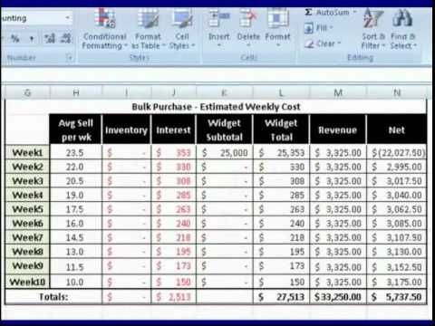 excel business intelligence tool youtube