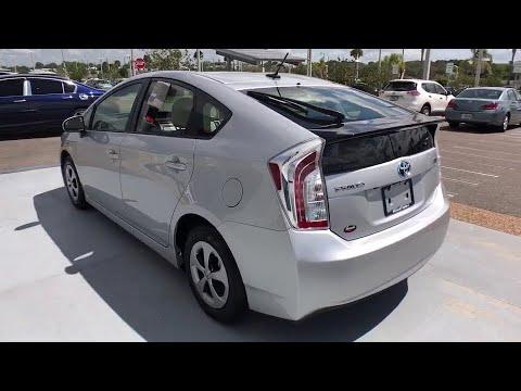 2015 Toyota Prius Davenport, Celebration, Kissimmee, Lakeland, Sebring, FL PF0459620