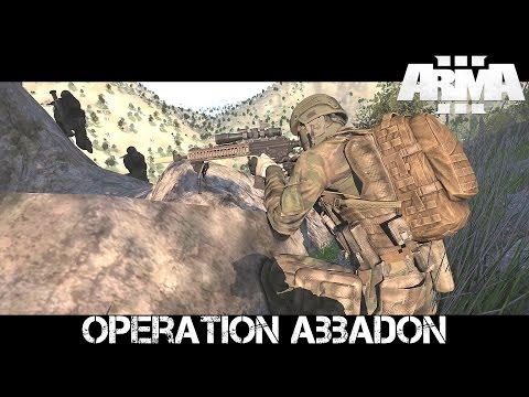 Operation Abbadon - ArmA 3 Navy SEAL Gameplay
