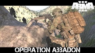Operation Abbadon - ArmA 3 Navy SEAL Gameplay