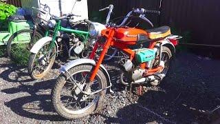 Motorcycles/Мотоциклы