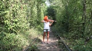 "Тунель кохання. Скрипка. ""Лебідь"""