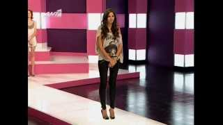 Greece's Next Top Model S2 / E3 [ 5 of 7 ] ANT1 GR ( 01/11/2010 )
