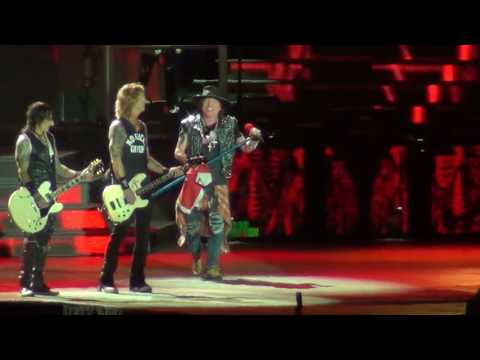 Guns n Roses  You Could be Mine  DVDBR  Estadio Nacional, Santiago de Chile  29102016