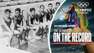 Innovative Japanese Dominate Swimming History | The Olympics On The Record