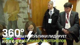 Денис Пушилин побеждает на выборах главы ДНР