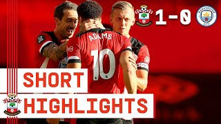90-second Highlights: Southampton 1-0 Manchester City | Premier League