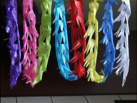 ideas for crafting no glue craft how to make colorful streamer with no 2216
