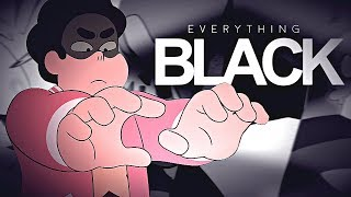 ❝ everything black ❞ | steven universe [FLASH WARNING/SPOILERS]