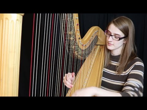 TOP 5 HARP COVERS ON YOUTUBE