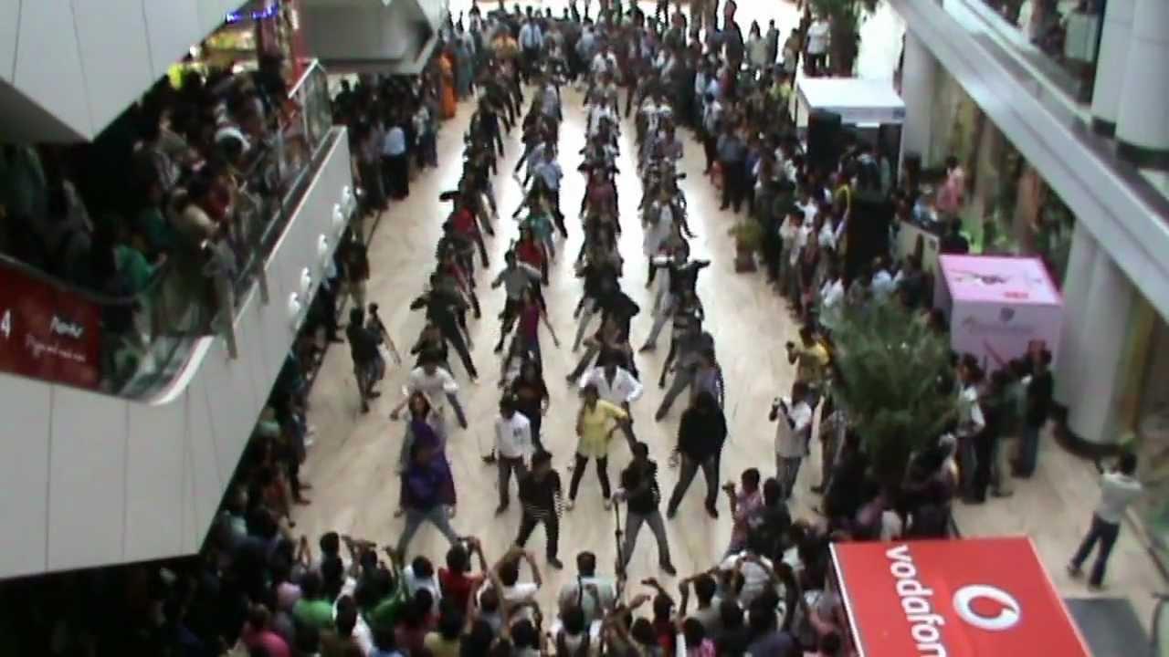 Flash Mob @ Vizag (HD VIDEO)