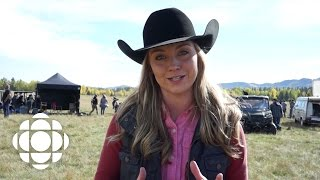 Amber Marshall talks Heartland Season 9