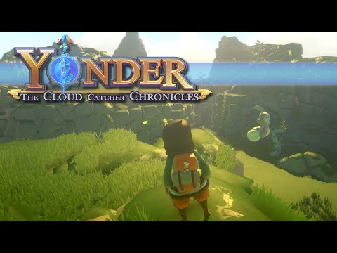 Over the Valley and Through Hills for Sprigpigs!! ☁️Yonder: Cloud Catcher Chronicles - Episode #4