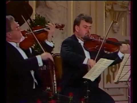 Josef Suk Piano Quartet op.1, 1st movement / Suk, Pěruška, Fukačová, Panenka