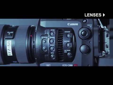 Canon C300 Mark II vs Sony FS7