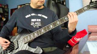 Mother bass cover (Danzig)