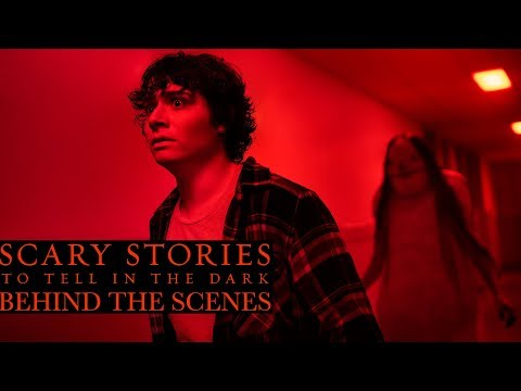 'Scary Stories To Tell In The Dark' Behind the Scenes
