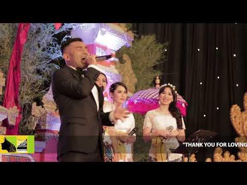 Thank You For Loving Me - Bon Jovi at Balai Samudra ( Cover ) by Judika ft Taman Music Entertainment