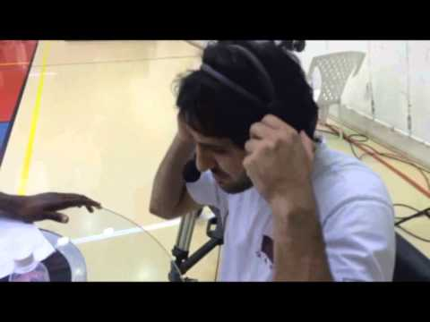 AlJazira breaking news 2 - Volleyball GCC DOHA / QATAR 2013