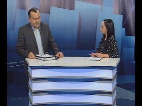 Телеканал ІНТБ: Про важливе. Володимир Харченко