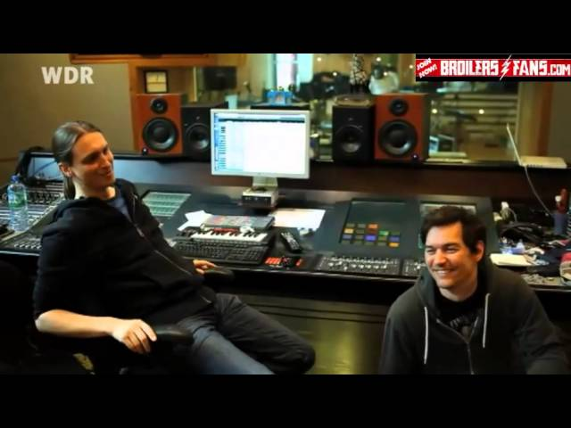 Watch Broilers Backstage Bei Den Aufnahmen Zur Noir T