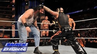 12 Man Tag Team Match: SmackDown, November 29, 2013