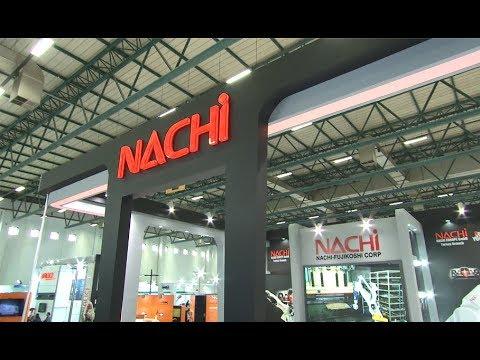 NACHI - WIN Eurasia Fuarı 2018