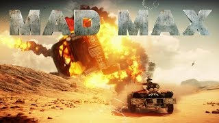 Official Mad Max - GAMEPLAY: Savage Road | Story Trailer [1080p HD]
