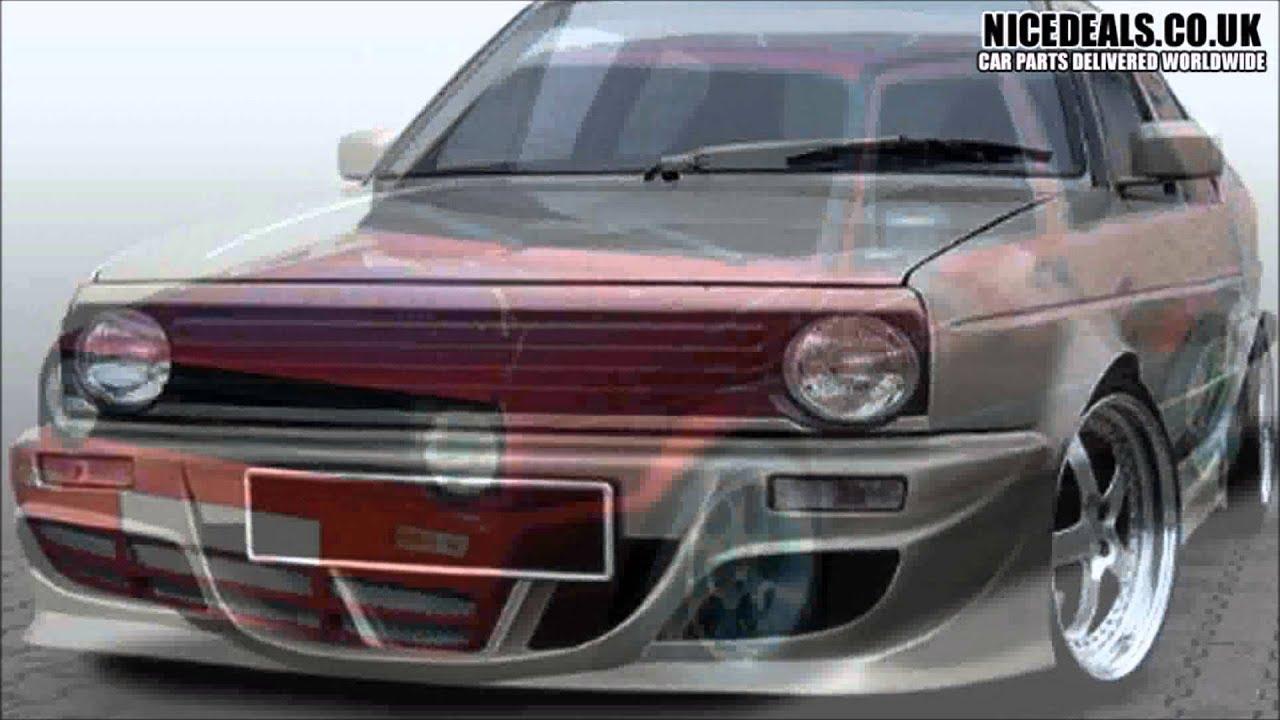 Volkswagen Golf Mk2 Body Kits Sports Bumpers Fenders