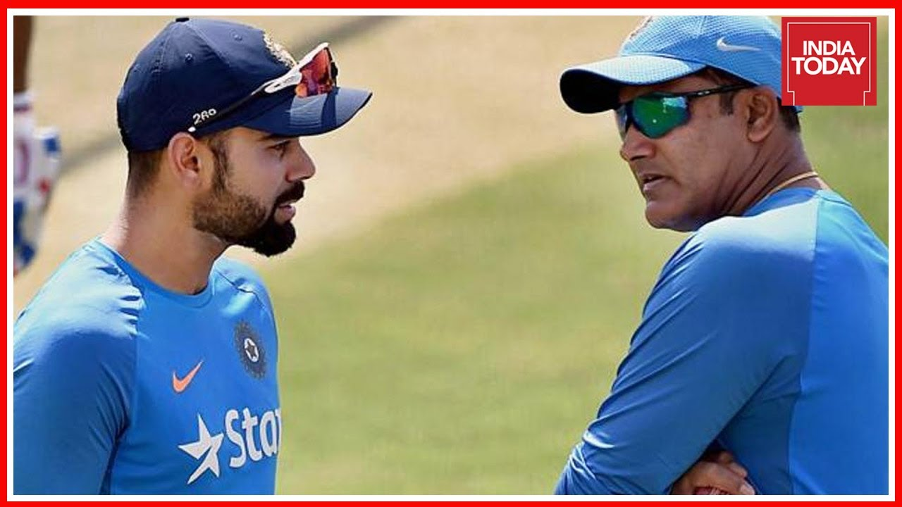 Indian Cricket Team Players Unhappy With Coach Kumble