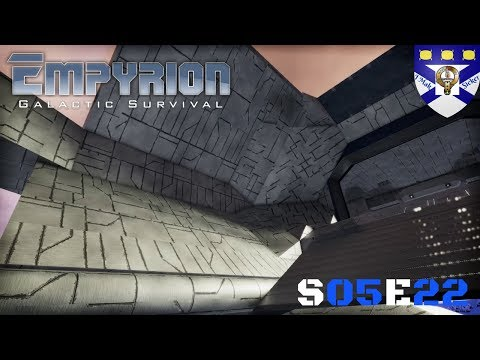 """Empyrion Galactic Survival (S05) -Ep 22 """"CV Arctic Dropship"""" -Multiplayer """"Let's Play"""""""