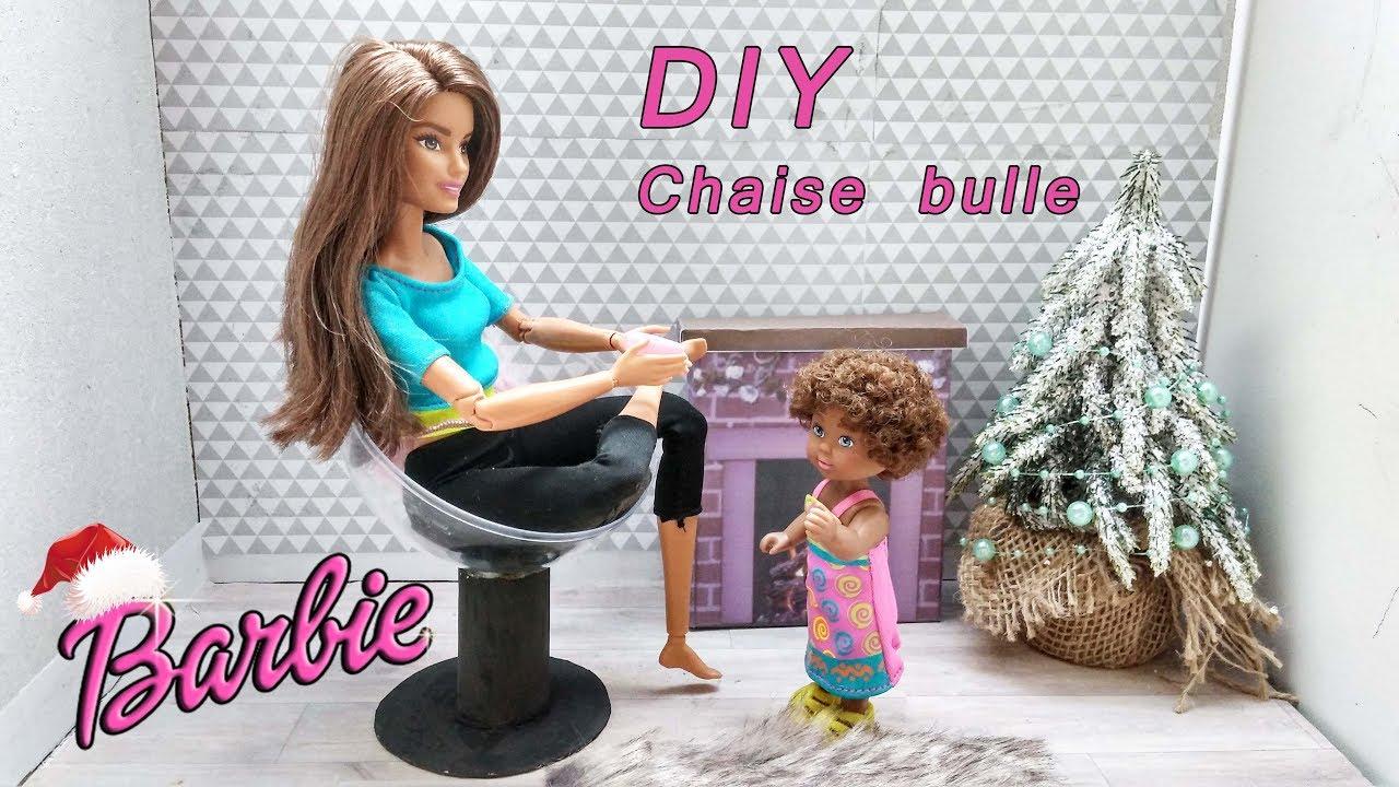 Tuto Facile Comment Faire Une Chaise Pour Barbie Diy Accessoires Barbie