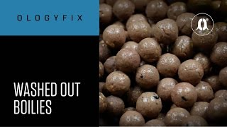 CARPologyTV - How to create washed out boilies