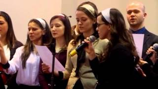 Awesome God -A Cappella Cover