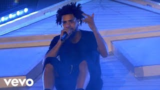 J. Cole - Love Yourz (Video)