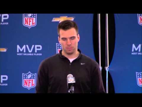Flacco: Super Bowl MVP on